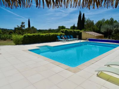 Photo for Space, calm, luxury 5 * with heated pool