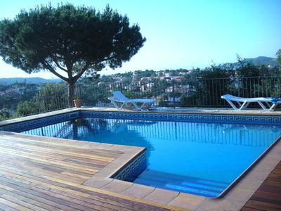 Photo for NICE MODERN VILLA,  PRIVATE POOL & AMAZING VIEWS,security pool fence available
