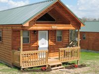 Beautiful cabin with amenities you need. Well cared for.