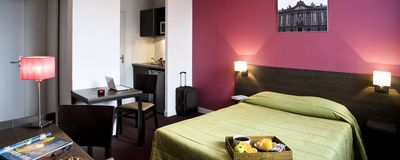 Photo for Aparthotel Adagio Access Toulouse Saint Cyprien - Studio 2 People