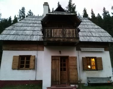 The house in the forest - Durmitor beauty