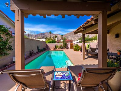Photo for Wow! Gorgeous Santa Fe Home with pool and unbelievable Mountain views all around