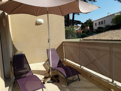 Photo for Spacious 4 rooms near Sea and Port with 2 parking spaces - Carquiranne