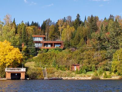 Photo for 4BR House Vacation Rental in Saint-Adolphe-d'Howard, QC
