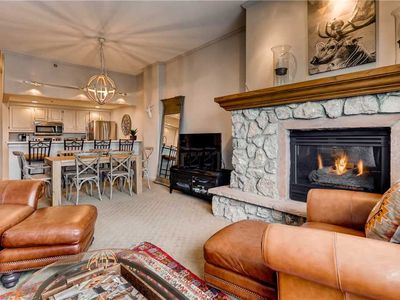 Photo for Ski-in/ski-out condo with shared pool & hot tub for ultimate relaxation