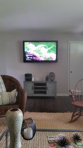 "50"" Flat Screen TV with Xfinity and voice remote"