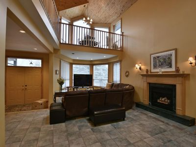 Photo for Walking Distance to The Blue Mountain Village! Memorable Chalet for Family Getaways 714230