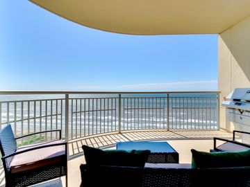 Palisade Palms, Beach Club, Galveston, TX, USA