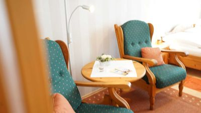 Photo for Double room on the ground floor 86,00 euro - Am Heverstrom