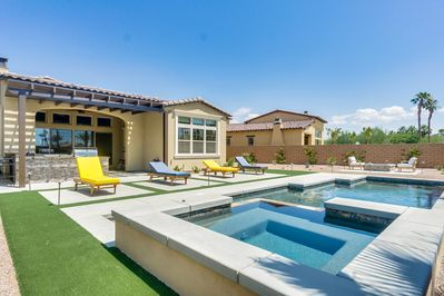 Exterior - Welcome to La Quinta! This home is professionally managed by TurnKey Vacation Rentals.