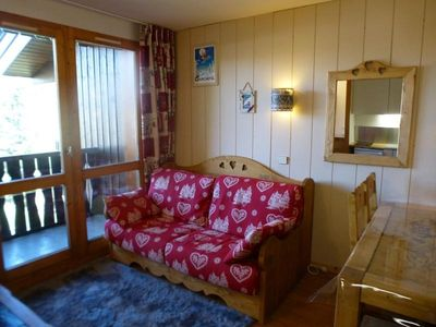 Photo for Apartment Courchevel 1550, 1 bedroom, 4 persons