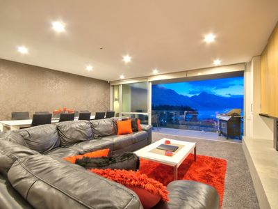 Photo for Modern Luxury minutes from Central Queenstown
