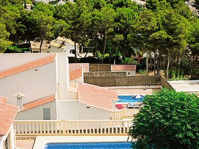 Photo for 2 bedroom Villa, sleeps 4 in Benitachell with Pool, Air Con and WiFi