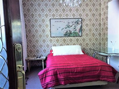 Photo for Bedroom for Rent with Shared Bathroom In Vintage House near Frida Kahlo Museum
