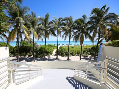 Photo for Ocean Front in Miami Beach