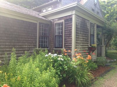 Photo for This wonderful 6 bedrm 3 bath house & separate cottage is family & pet friendly!