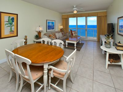 Photo for Beachfront 3 Bedroom Condo! New Owner Special! Save 30% !! Near Pier Park