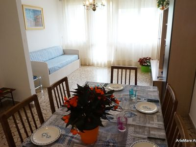 Photo for Ca' Marina - nice two rooms apartment