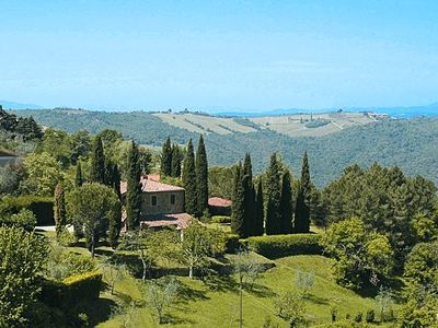 Photo for Villa Spuntone In Montalcino, Tuscany