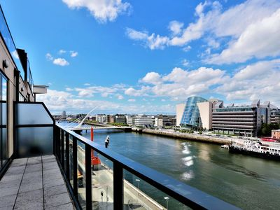 Photo for Best Location in Dublin!  Luxury penthouse style Apartment.