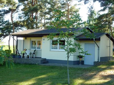 Photo for *** Detached holiday home on Plauer See with rowboat