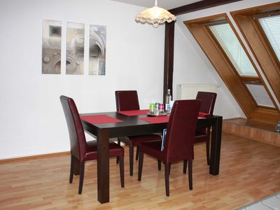 Photo for Penthouse Apartment - Apartments in Leipzig, * 2km to the city center *