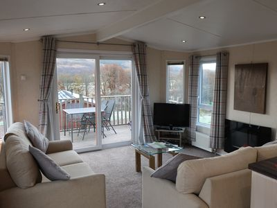 Photo for Escape Range Coll 2 Bedroom Self Catering Lodge