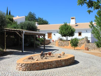 Photo for Stunning 3 Bed Villa with private pool and rural views, near to Loule & Faro