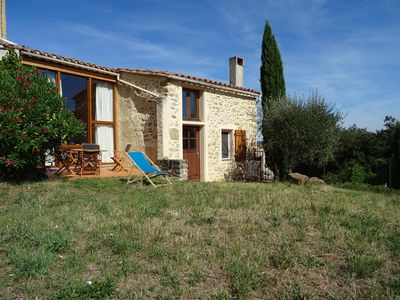 Photo for Charming holiday home with garden in the south of France