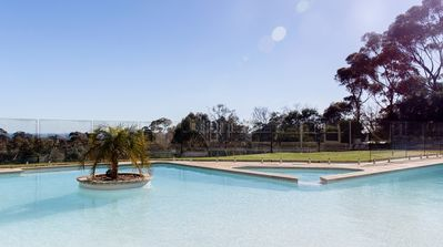 Photo for Resort Style Pool & Bay Views @ Mt Martha