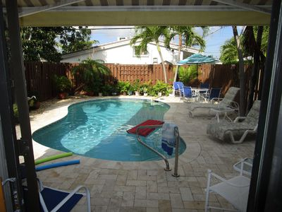 Photo for Modern Beach Living With Your Own Heated Pool