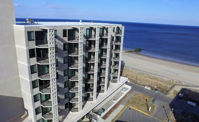 Photo for #201 Ocean Front Condo, 1 Bedroom, 1 Bath, One Virginia Avenue, Rehoboth Beach DE