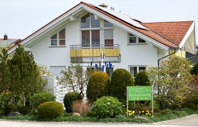Photo for Modern friendly 4 star apartment in the Allgäu