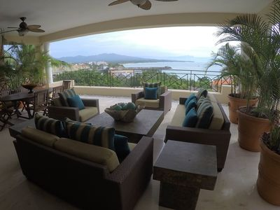 Photo for New Oceanview Luxury Listing  Inside Punta Mita w/ access to Golf and Beach