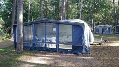Photo for Caravan for 4 guests with 10m² in Dranske (77044)