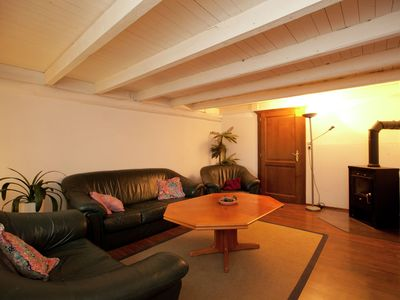 Photo for Charming Apartment in Weißenhof near the Forest