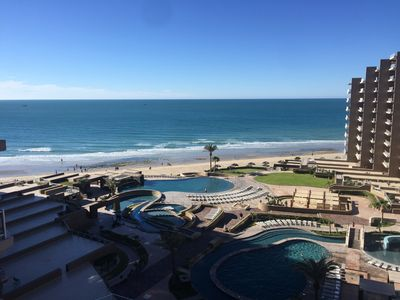 Photo for Las Palomas Phase I  2bd / 2ba - 7th Floor with Amazing Views!