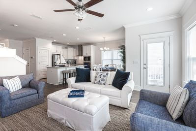 Living Area - Welcome! This home is professionally managed by TurnKey Vacation Rentals.