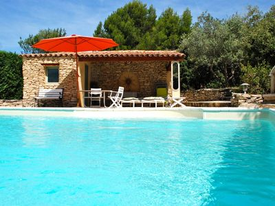 Photo for Stunning private villa for 7 people with private pool, WIFI, TV, balcony and parking