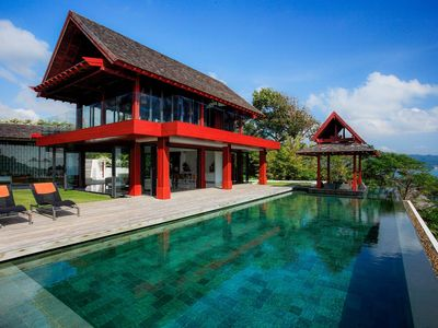 Photo for Baan Santisuk, 5 Bedroom Villa in Kamala, Phuket - 4186