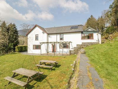 Photo for Stiniog Lodge, BLAENAU FFESTINIOG