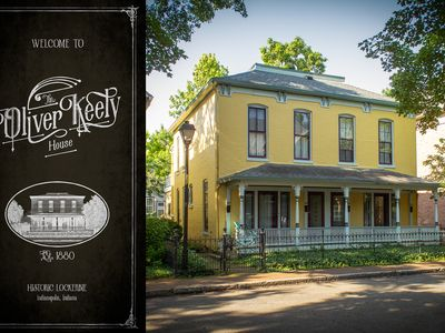 Photo for Historic Apartment in the Oliver Keely House