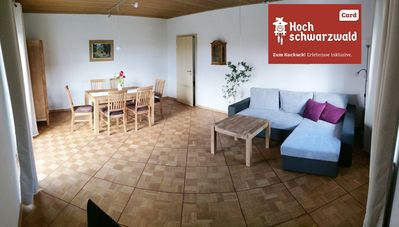 Photo for Apartment / app. for 5 guests with 90m² in Feldberg (Black Forest) (129309)