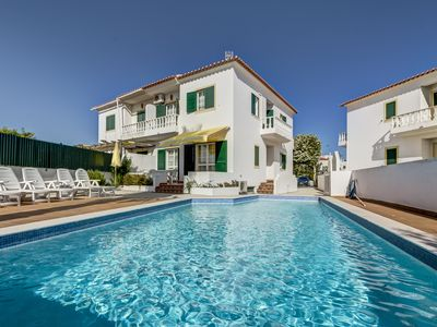 Photo for Bougainvilleas Villa with pool 900m2 of Altura Beach