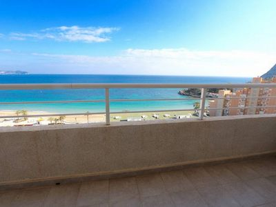 Photo for Apartment with ocean view! 2 bedroom, 2 bathroom and communal pool