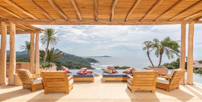 Photo for Casa Naga: A Stunning Luxury Villa, with one of the Best Views in Sayulita.