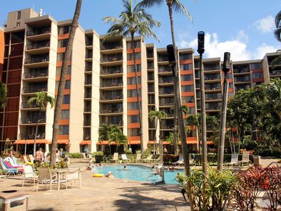 Photo for Kaanapali Shores -2BR/2BA - Garden View **NO CLEANING FEES**
