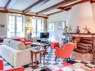 Photo for 2 bedroom Villa, sleeps 6 in Cancale with WiFi