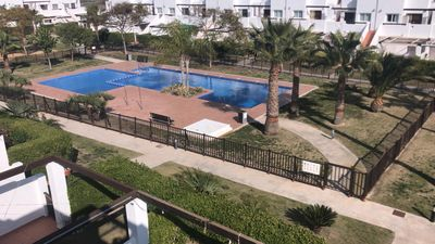 Photo for 2 bedroom apartment with relaxing roof terrace