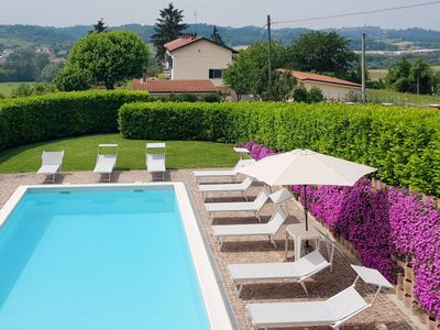 Photo for Vacation home Casa Marmorito (PTM150) in Portacomaro - 8 persons, 3 bedrooms